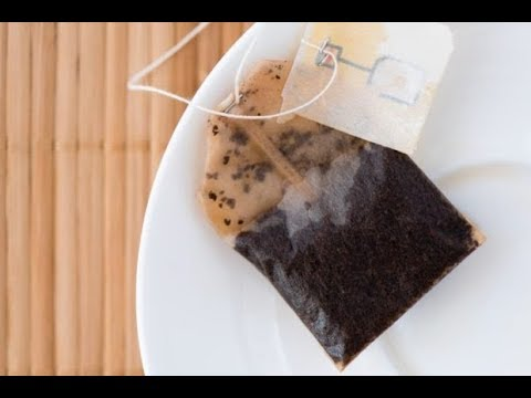 A magic trick with tea bags for your teeth that your dentist does not want you to know!!
