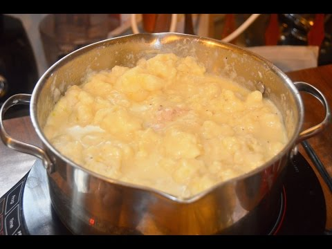 How to make homemade chicken & dumplings from wayne of va using southern biscuit mix