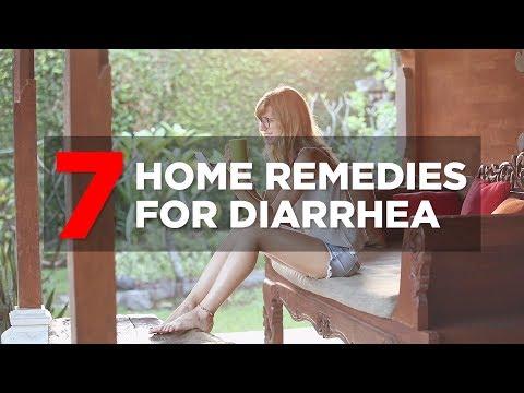 7 home remedies for diarrhea | health