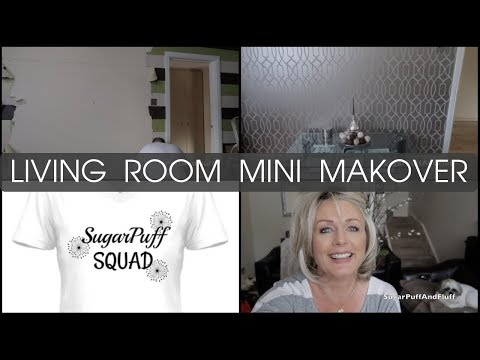 Living room mini makeover - *monday chat*