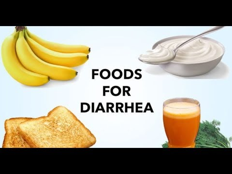 Foods that stop diarrhea fast: list of foods to eat when you have diarrhea & what not to eat