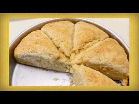 Best sourdough biscuits in a hurry - wet ingredients video #2