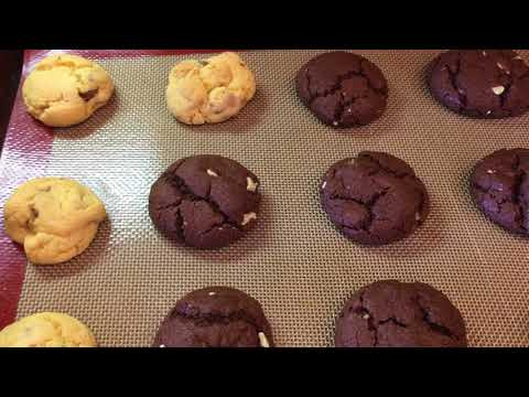 How to make boxed cake mix cookies