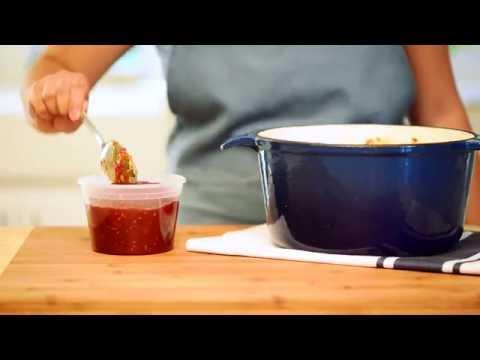 Recipe: easy tomato jam