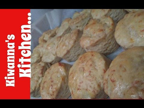 How to make flaky & fluffy buttermilk cheddar biscuits