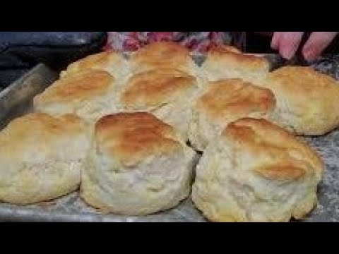 Anybody can make amazing biscuits with southern biscuit mix!, southern cooking