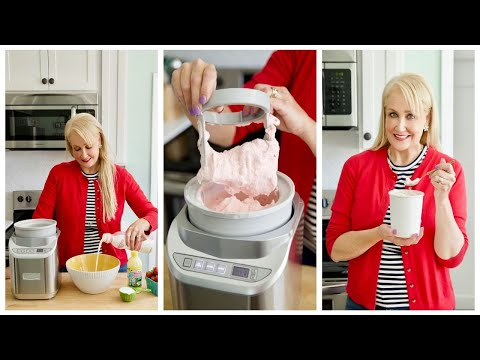 How to make homemade ice cream in less than 20 minutes