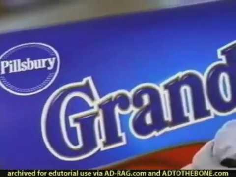 Pillsbury grands! cinnamon rolls - sunday morning (2001) commercial