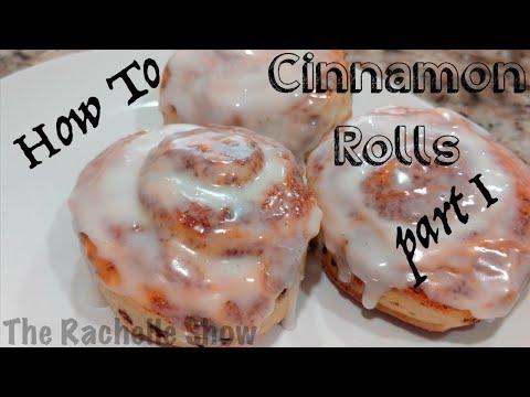 How to: pillsbury cinnamon rolls
