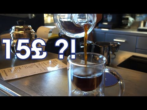 Most expensive cup of coffee in london - yemen single origin coffee le cafe londo