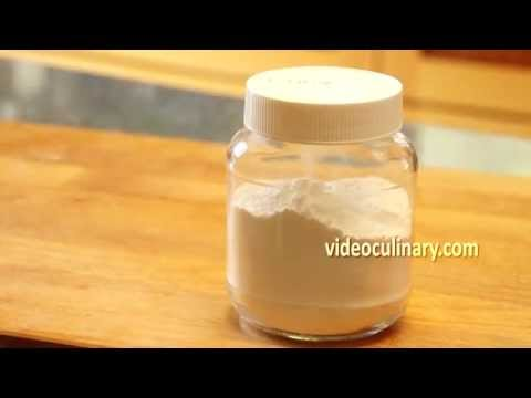 How to make powdered sugar (confectioner's / icing sugar)
