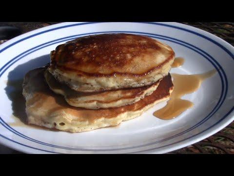 How to make pancakes with bisquick pancake mix