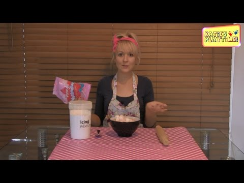 How to make fondant icing for cake decorating