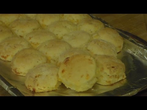 Mini cheese biscuits quick and easy