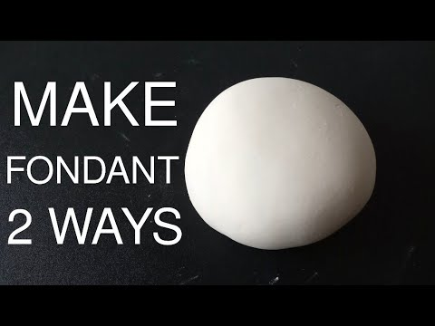How to make perfect fondant icing in nigeria | weather friendly fondant icing recipe