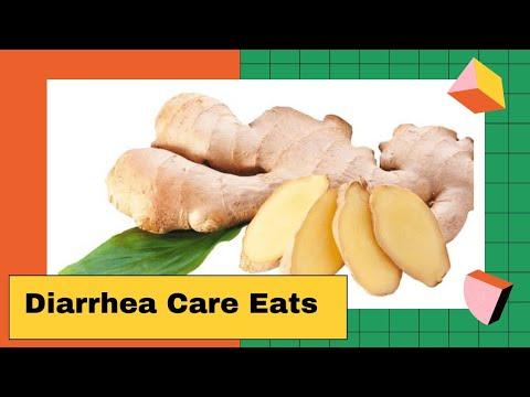 Is ginger good for diarrhea - diarrhea care