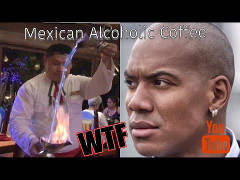 Coffee that gets you drunk - roger snipes