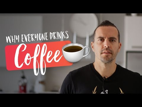 Coffee - the real reason most people drink it