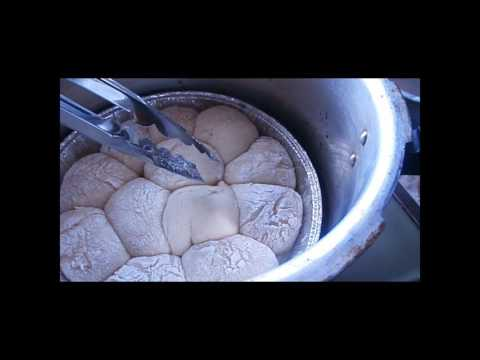How to bake biscuits in a pressure cooker
