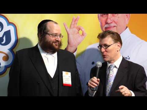 Kosherfest 2013 talkline with zev brenner