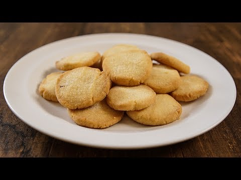 How to make classic shortbread cookies   nankatai cookies recipe   shortbread biscuits by neelam