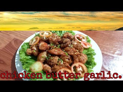 Chicken butter garlic