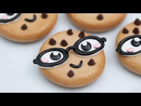 Diy smart cookie magnets