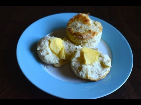 Make ahead freezer biscuits